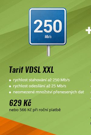 Tarif VDSL XXL